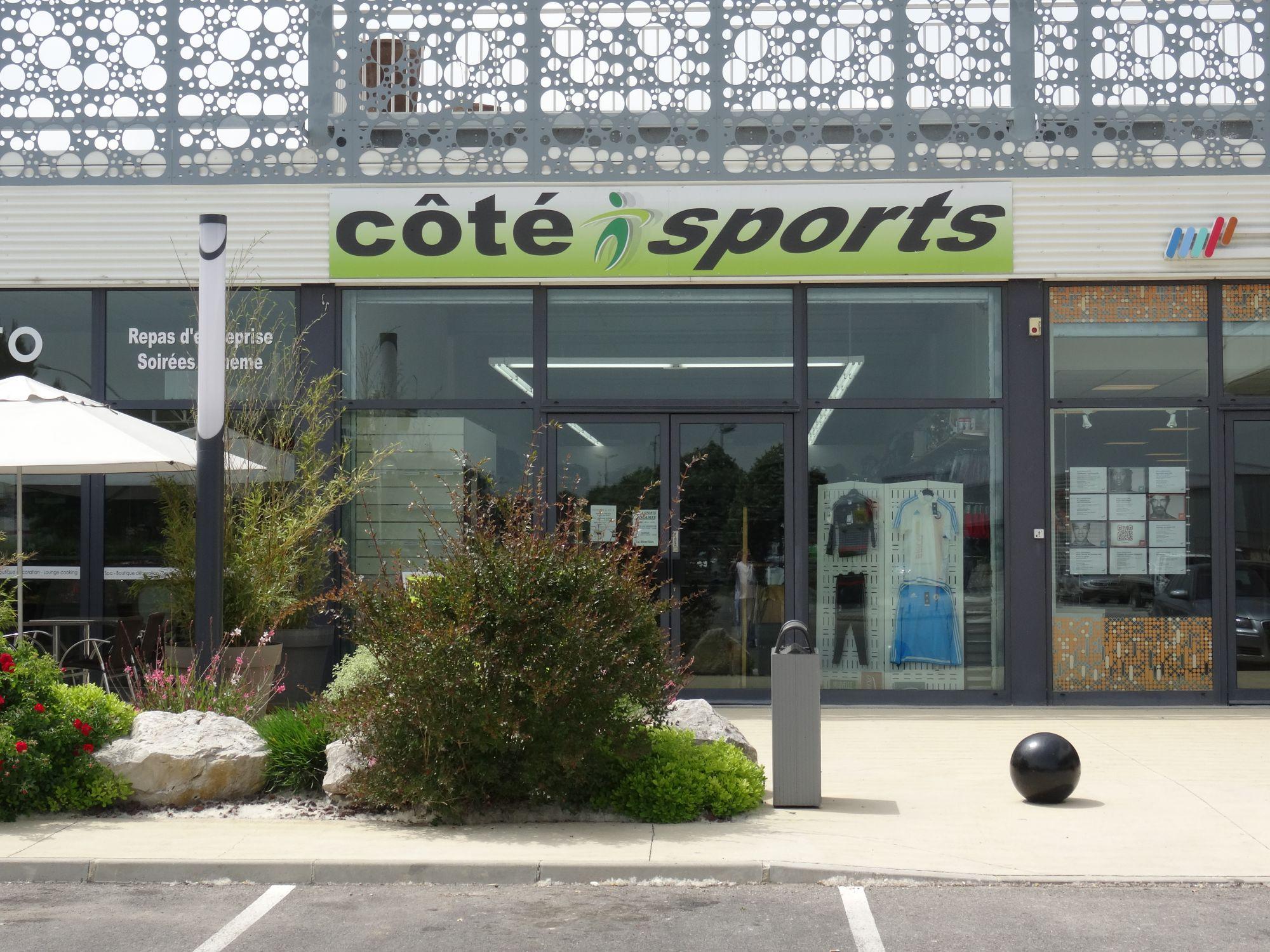 Côté sports