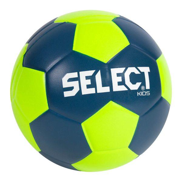 Ballon Select mousse limegreen/marine taille 0