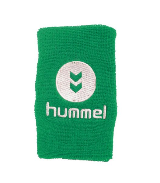 Poignet éponge Hummel vert