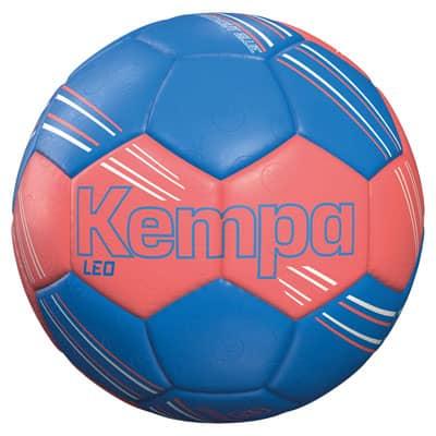 Ballon kempa leo orange fluo / bleu