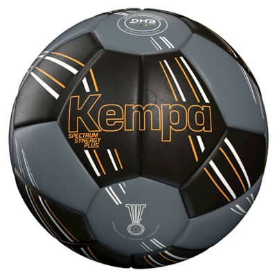 Ballon Kempa spectrum noir / anthracite