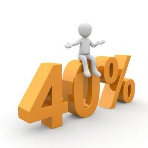 Solde d'été jusqu'à -40%