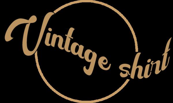 Tee-shirt Vintage Shirt
